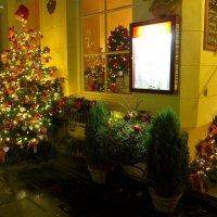 Вечерний Гамбург перед Рождеством (серия). Праздничное убранство :: Nina Yudicheva