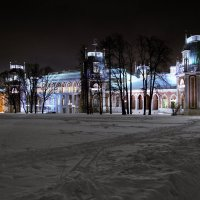 Царицыно.  Большой дворец. :: Валерий Князькин
