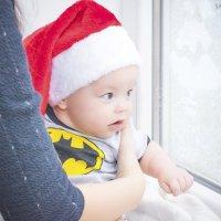 Маленький Санта :: Карина Сажина