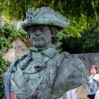 Памятник Петру Первому в замке Нирканне, Маастрихт :: Witalij Loewin
