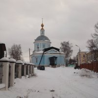 Церковь :: Svetlana Lyaxovich