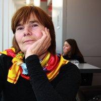 Ни одна я призадумалась о жизни :: Надежда Баликова