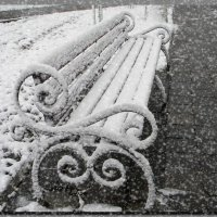 снегопад. :: Ivana
