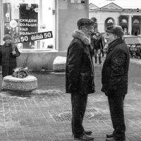 Беседа :: Владимир Голиков