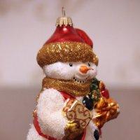 Английский снеговик. :: Виталий Селиванов