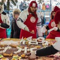 Рождественский пирог :: Галина Хорцева