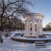 Харитоновский парк. Екатеринбург. :: Александр Шамов