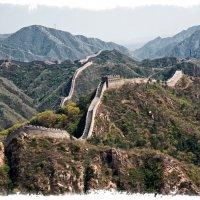 Великая Китайская Стена :: Alexander Dementev