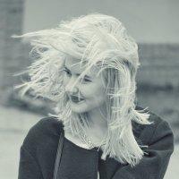 Ветренный портрет :: Андрей Майоров