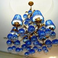 В синем цвете! :: Надежда