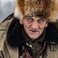 Незнакомец :: Artem Zelenyuk