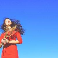 Женское настроение :: Мария Цечоева