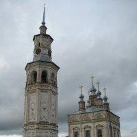 Храмовый комплекс г.Лальск :: Алексей Хохлов