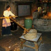 В Музее истории Шанхая. :: Николай Карандашев