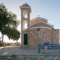 Кипр.Церковь Св.Илии. :: Savl