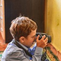 глазами юного фотографа 2 :: Константин Трапезников