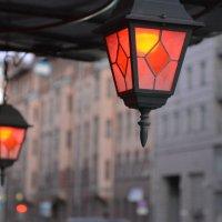 фонарики :: Наталия П