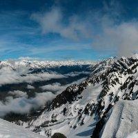 Лучше гор только горы :: Илья Остроградский