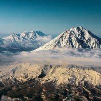 Вулканы Камчатки :: Сергей Балкунов