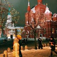 Красная площадь :: Victoria Kovalenko