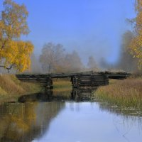 Старый мост :: Виталий Внимательный.