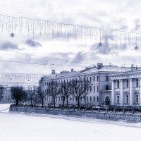 Декабрьский Питер (вариант) :: Сергей В. Комаров