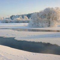 Пусть зима будет всегда похожа на красивую сказку. :: Павлова Татьяна Павлова