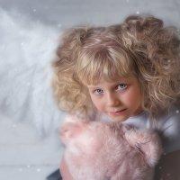 Пушистый ангел! :: Ольга Егорова
