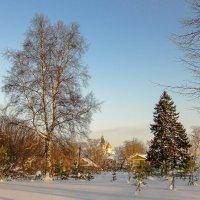Зимний вечер :: Виталий
