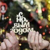 с новым годом, друзья! :: Ольга Русакова