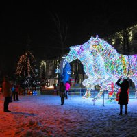 Декабрь, январь и февраль! :: nika555nika Ирина