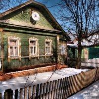 домик в Суздале :: Natalia Mihailova
