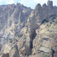 Отдых на море, Крым. Морская прогулка на Карадаг-13. :: Руслан Грицунь