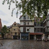 Французский город Руан :: Владимир Леликов