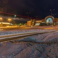 Вокзал Большая Волга. :: Виктор Евстратов