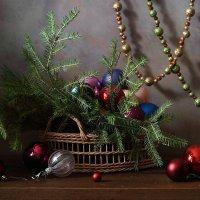 Новогодние шары :: Елена Татульян