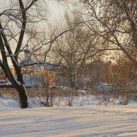 Чудесный зимний день.. :: марк