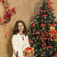 Новый год для Ольги :: Ксения Черногорова
