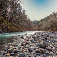 река Белая :: Алексей Лейба
