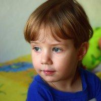 Малышка :: Леонид Чащин