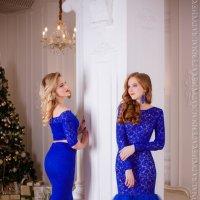 Лиза и Настя :: Ekaterina Usatykh
