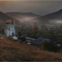 Уральское село. Утро :: Виктор Сосунов