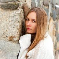 Girl and stones :: Максим Миронов