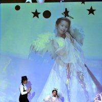 конкурс новогодних костюмов Ангел :: Мария Климова