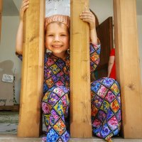Будьте как дети.. :: Игорь Карпенко