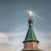 СЕЛЬСКСИЙ ХРАМ :: Sergey Komarov