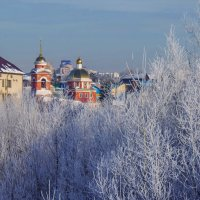 Морозным утром. :: Альмира Юсупова