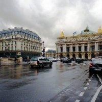 Осень в Париже :: mikhail