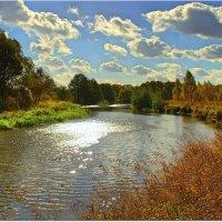 В реке разлито серебро... :: Вячеслав Минаев
