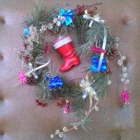 Рождественский венок :: Kira Martin